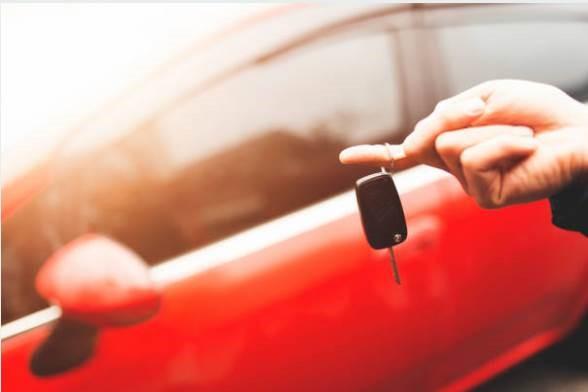 Huollettavan auton nouto- ja hakupalvelu